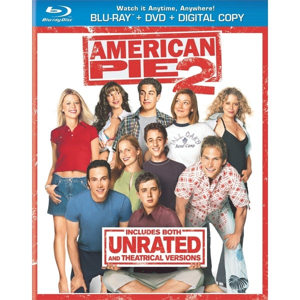 American Pie 2 (Blu-ray/DVD) 8745667