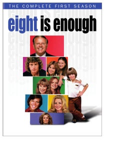 Eight Is Enough: The Complete First Season (DVD)