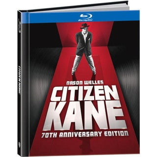 Citizen Kane: Ultimate Collector's Edition DigiBook (Blu-ray Disc)