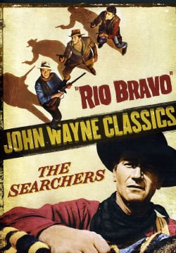 The Searchers/Rio Bravo (DVD)