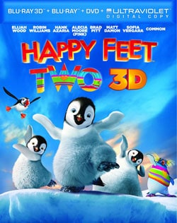 Happy Feet Two 3D (Blu-ray/DVD)