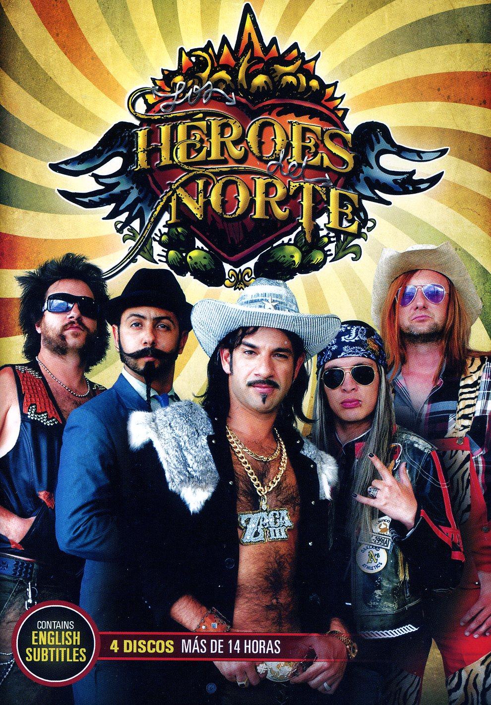 Los Heroes Del Norte (DVD) - Overstock™ Shopping - Big Discounts on ...