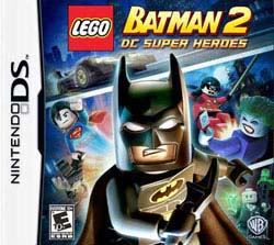 Nintendo DS - Lego Batman 2 DC Super Heroes