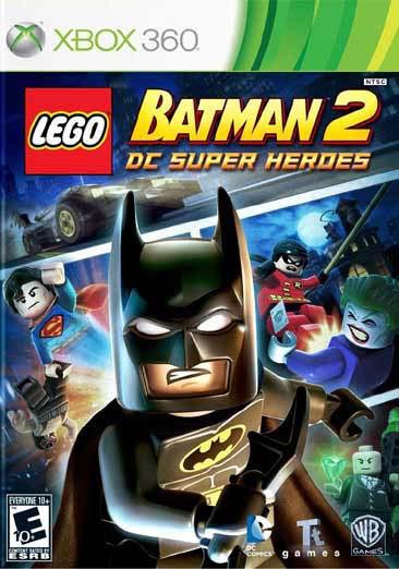 Xbox 360 - Lego Batman 2 DC Super Heroes