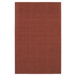 San Juan Red/Tan Rug (5' x 7')