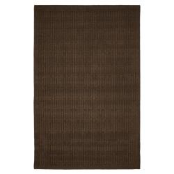Stacks Mink Brown Rug (1'8 x 2'10)