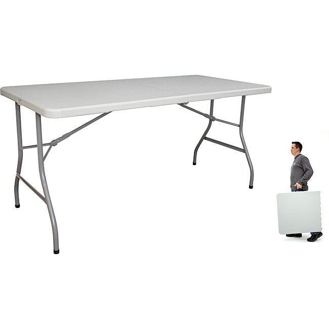 Regency Seating Center Fold Folding Table (30x60)