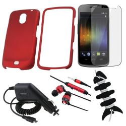 BasAcc Case/ LCD Protector/ Headset/ Charger for Samsung Exhibit i515
