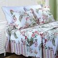 Secret Garden Quilted Bedspread