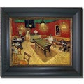 Van Gogh - The Pool Room Canvas ('The Night Cafe')