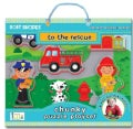 To The Rescue: Chunky Puzzle Playset (General merchandise)