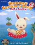 Kumon Summer Review & Prep: Grade K-1: Math & Reading (Paperback)