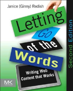 Letting Go of the Words (Paperback)