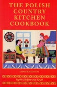 The Polish Country Kitchen Cookbook (Paperback)