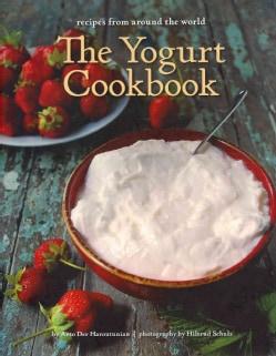 The Yogurt Cookbook (Hardcover)