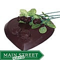 Lang's Chocolates Dark Chocolate Sweet Heart Valentine's Day Package