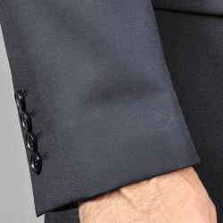 Black 3-Piece Vested Suit