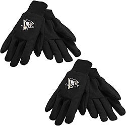 Pittsburgh Penguins Gloves Set (Set of 2)
