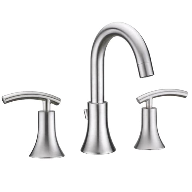 Bathroom Faucet 3 Hole : Athani 3-hole Bathroom Faucet - 14063291 - Overstock.com Shopping ...