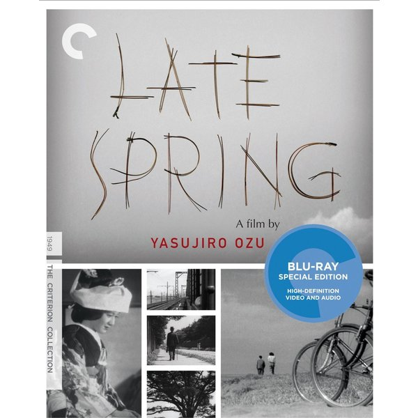 Late Spring (Blu-ray Disc) 8752012