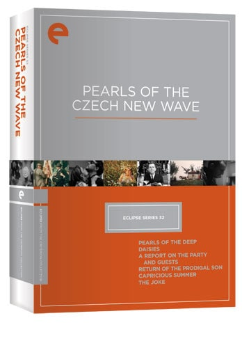 Eclipse Series 32: Pearls Of The Czech New Wave (DVD)