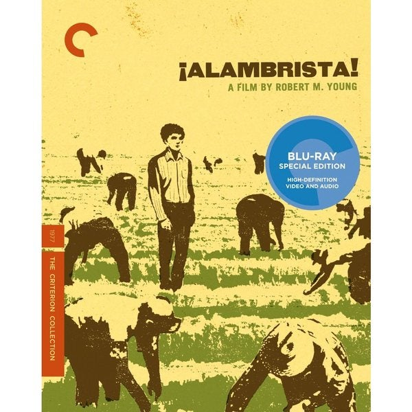 Alambrista! (Blu-ray Disc) 8752039