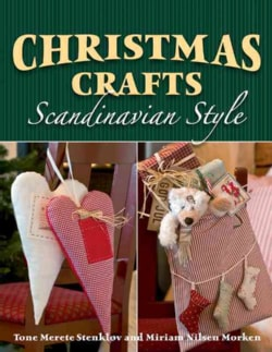 Christmas Crafts Scandinavian Style (Paperback)