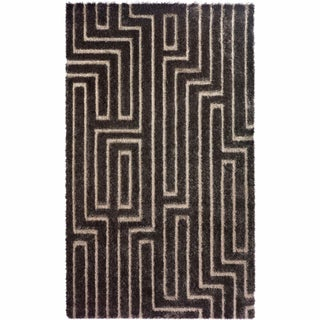 nuLOOM Fashion Shag Rug (7'8 x 11'2)