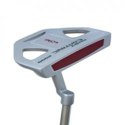 Delta Golf Men's Shot Control 2000 Right-hand Mallet-style Putter