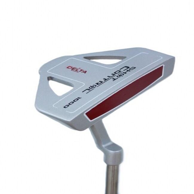 Delta Golf Men's Shot Control 1000 Right-hand Putter