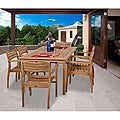 Savannah 7-piece Teak Dining Set