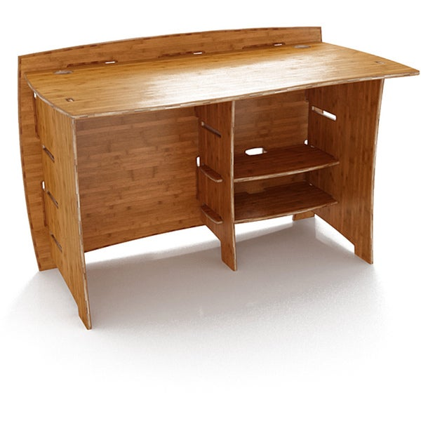 Legare Sustainable Bamboo 48-inch Desk