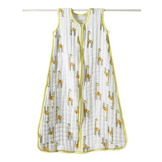 aden + anais Cozy Sleeping Bag in Giraffe Jungle Jam