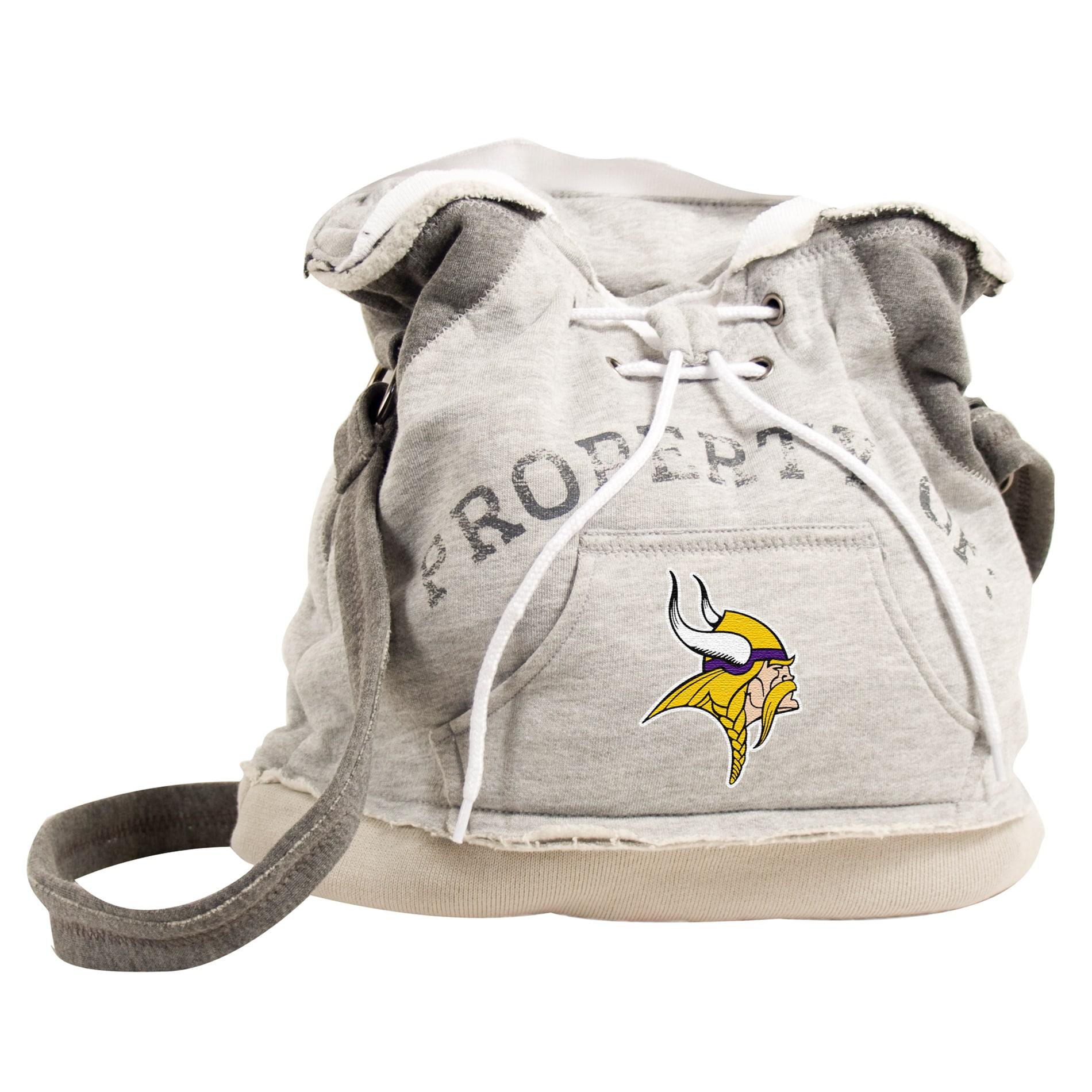 Minnesota Vikings Hoodie Shoulder Tote