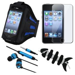 BasAcc Armband/ Protector/ Headset for Apple iPod Touch Genration 3