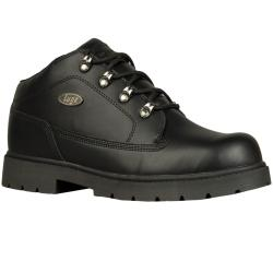Lugz Men's 'Camp Craft' Black Boots