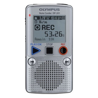 Olympus DP-201 2GB Digital Voice Recorder