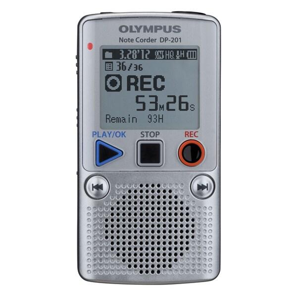 Olympus DP-201 2GB Digital Voice Recorder