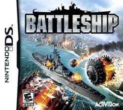 Nintendo DS - Battleship