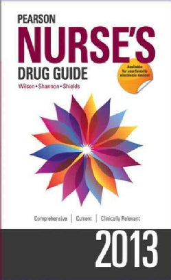 Pearson Nurse's Drug Guide 2013: Retail Edition