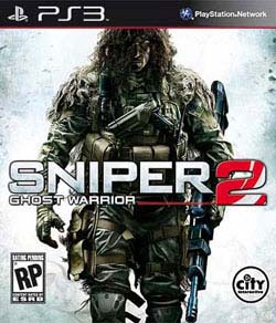 PS3 - Sniper 2 Ghost Warrior