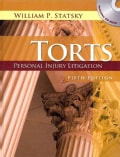 Torts: Personal Injury Litigation (Hardcover)