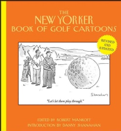 The New Yorker Book of Golf Cartoons (Hardcover)