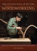 The Foundations of Better Woodworking (Hardcover)