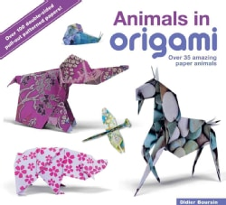 Animals in Origami (Paperback)