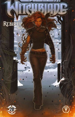 Witchblade 1: Rebirth (Paperback)