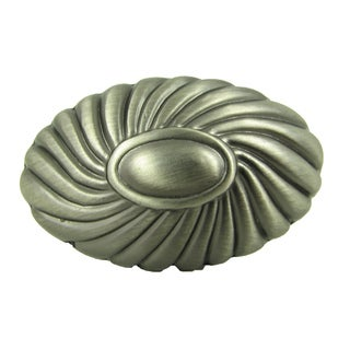 Stone Mill Hardware Weathered Nickel Sienna Cabinet Knobs (Pack of 25)