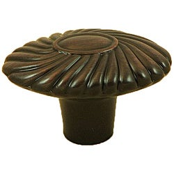 Stone Mill Hardware Oil Rubbed Bronze Sienna Cabinet Knobs (Pack of 25)