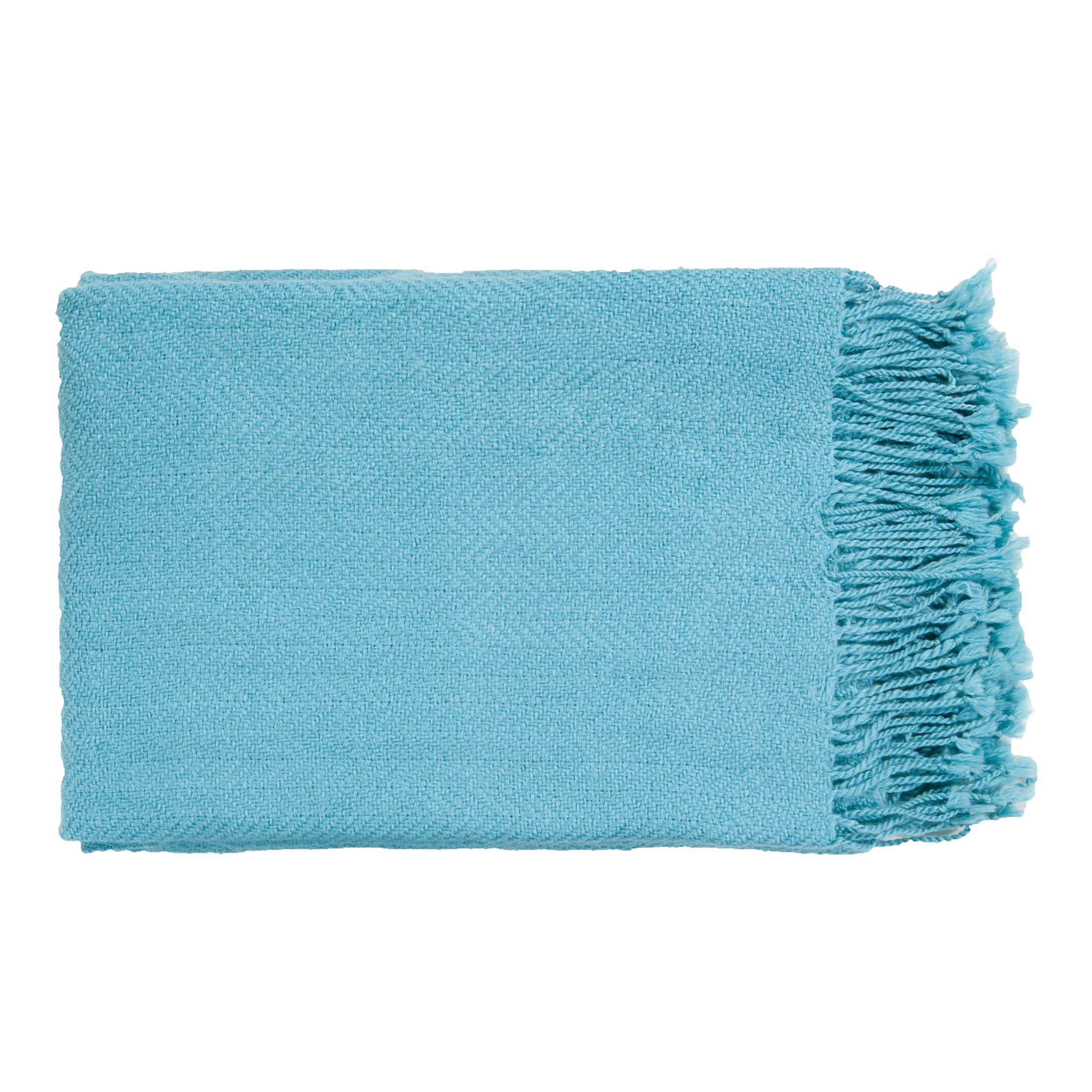 Woven Sloth Acrylic Throw Blanket 50 Quot X 60 Quot