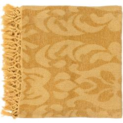 Woven Case Viscose Throw Blanket (50